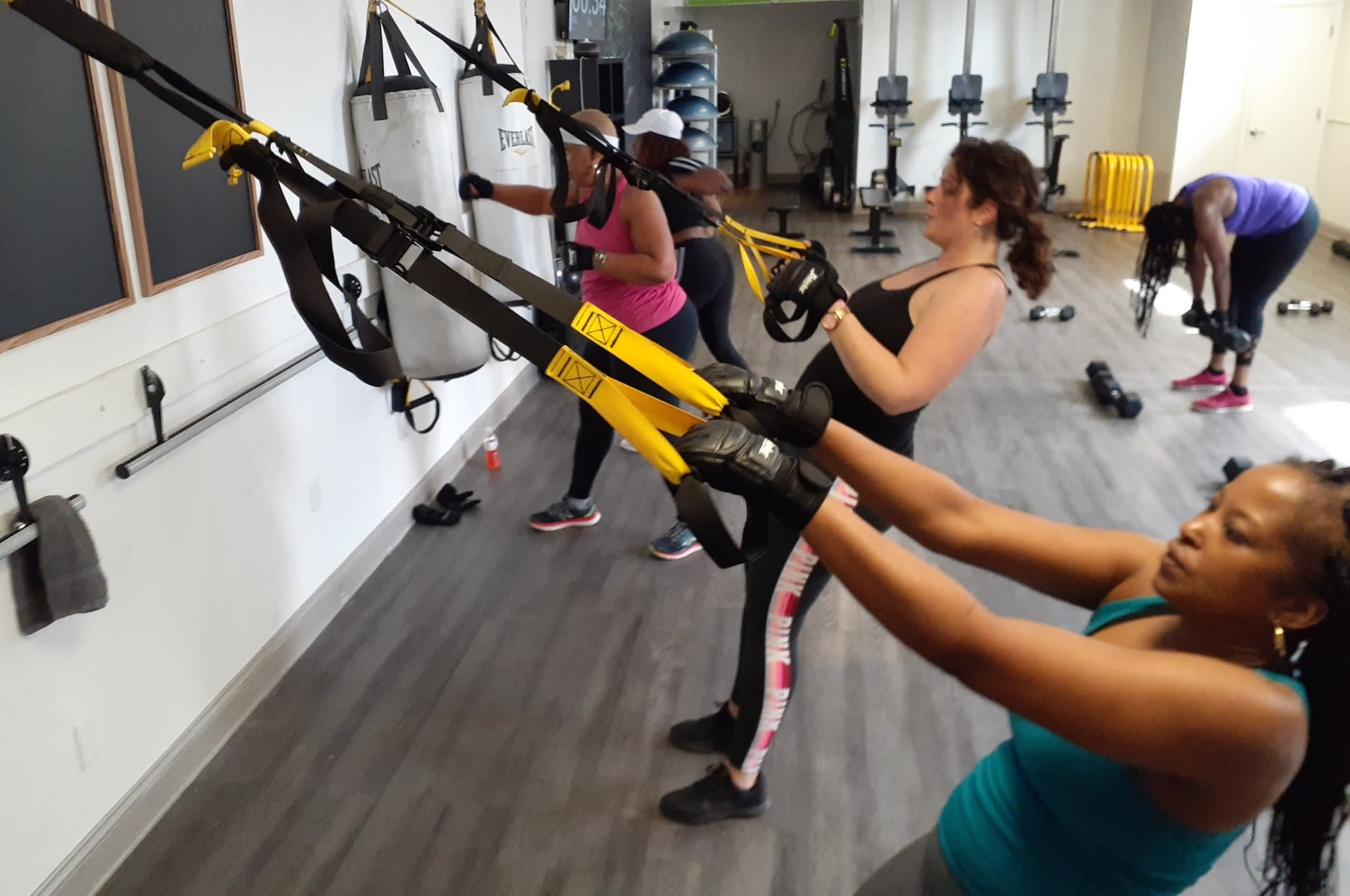 Private, Professional, Friendly Health & Fitness Studio in Jacksonville