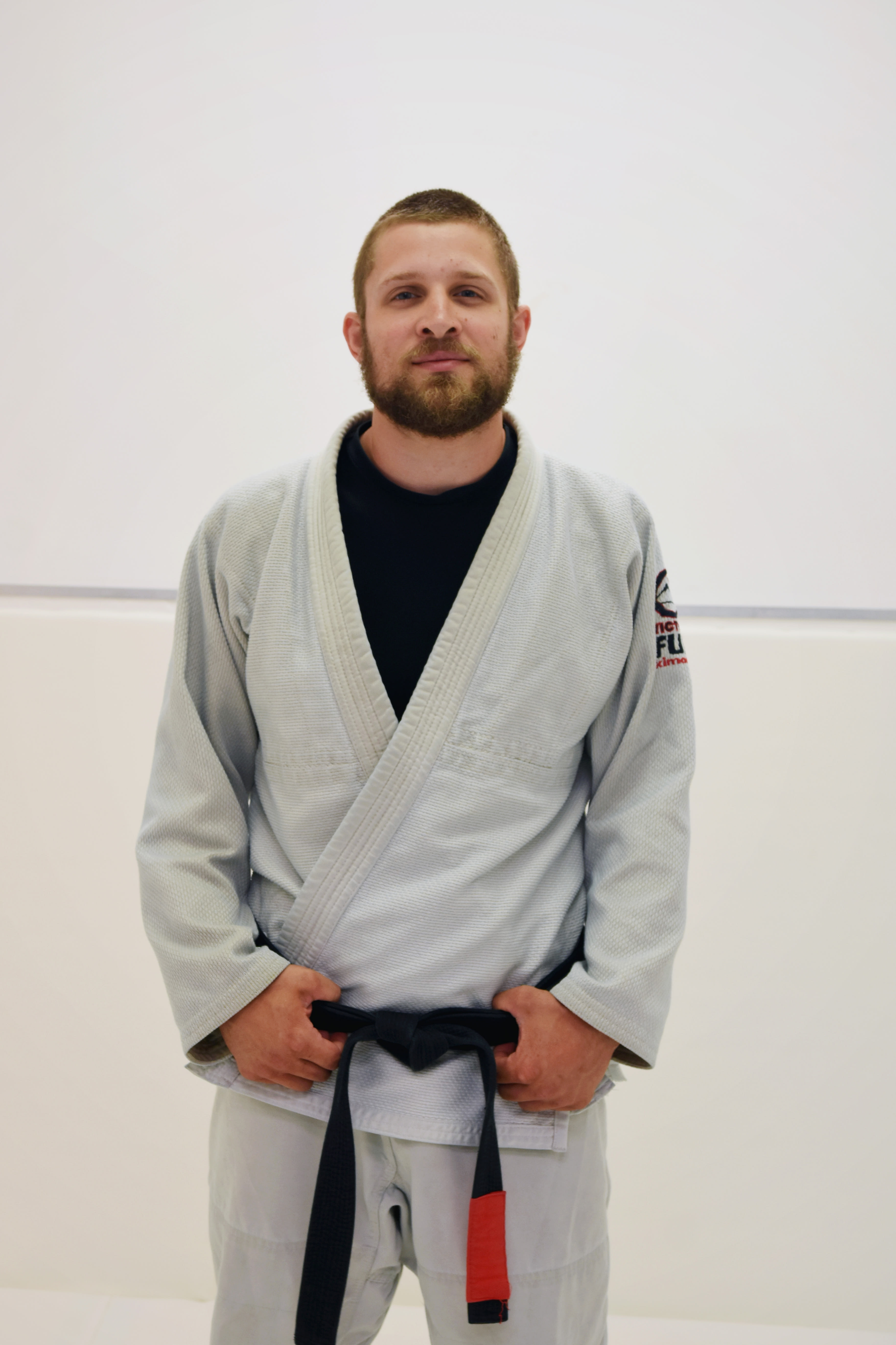 Professor Matt Moss in Fort Mill - Great Grappling Brazilian Jiu Jitsu