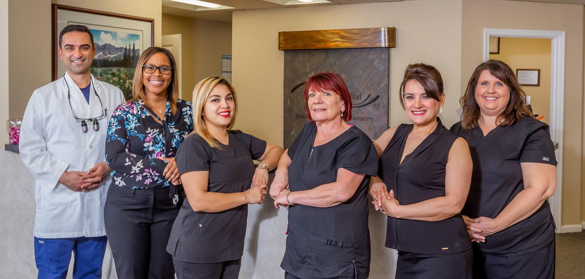 Providing Family and Cosmetic Dentistry in Fairfax