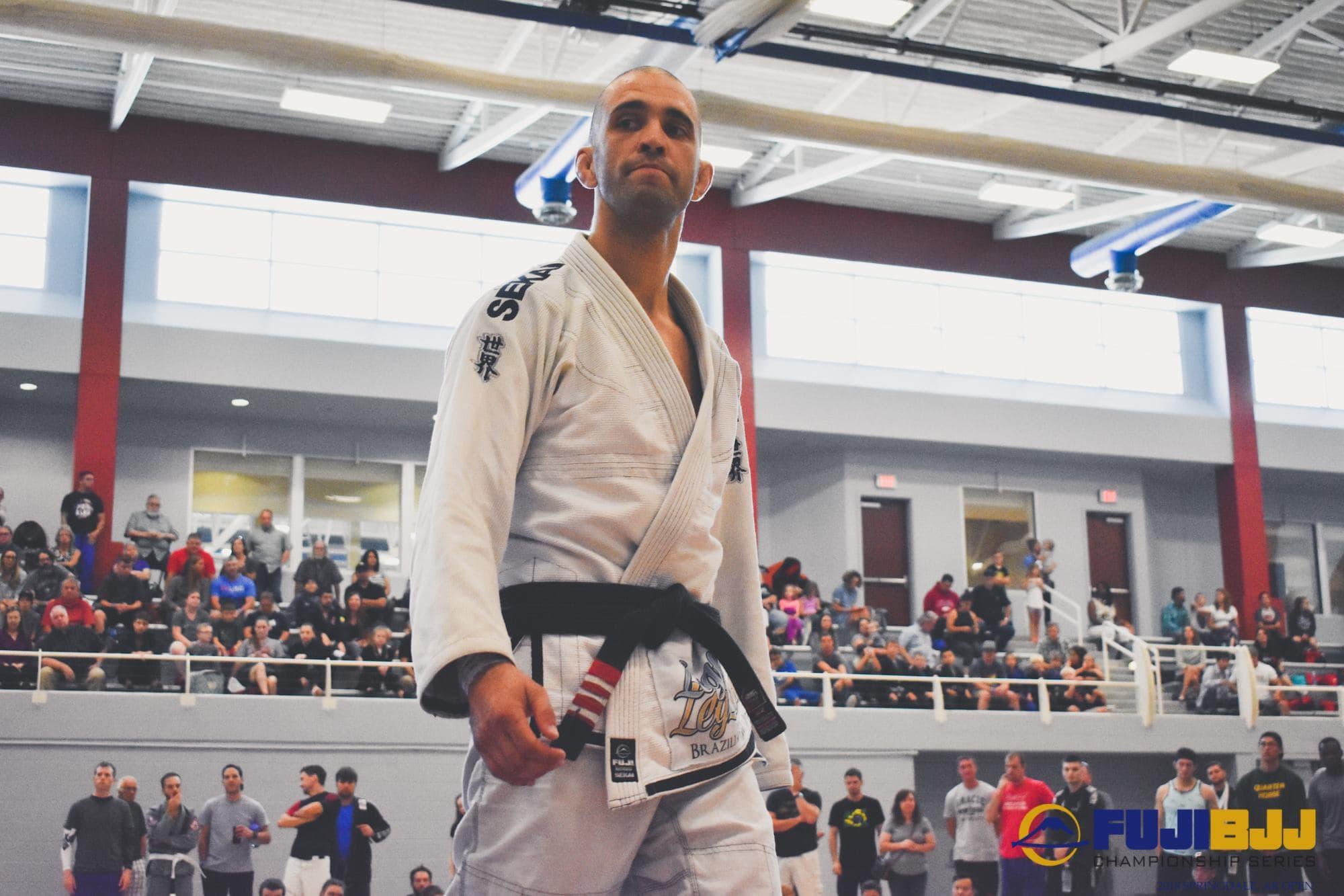 ROLANDO DELGADO in Little Rock - Westside MMA