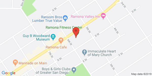 Personal Training  near Ramona