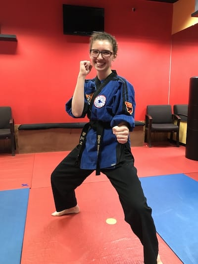 Sensei Reace Rubenstein in Clearwater - TOP Martial Arts