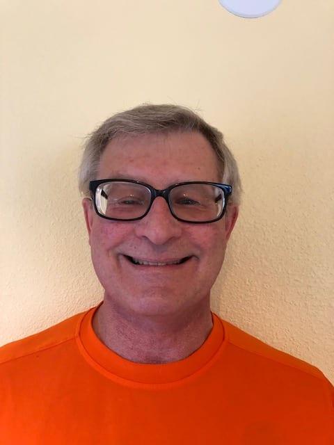 Rick Martz in Casper - Wyoming Athletic Club