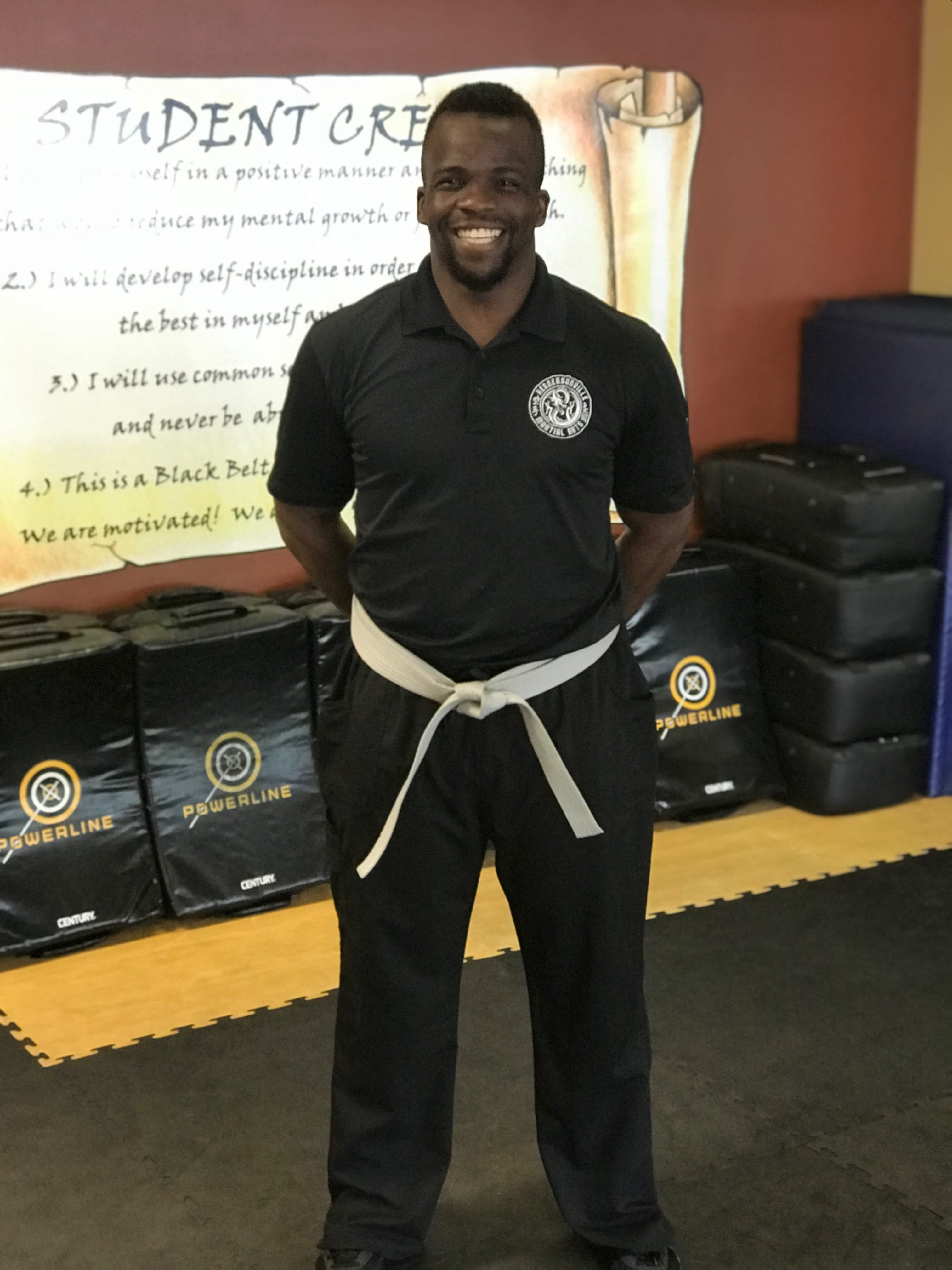 Righteous Stevenson in Hendersonville - Hendersonville Martial Arts
