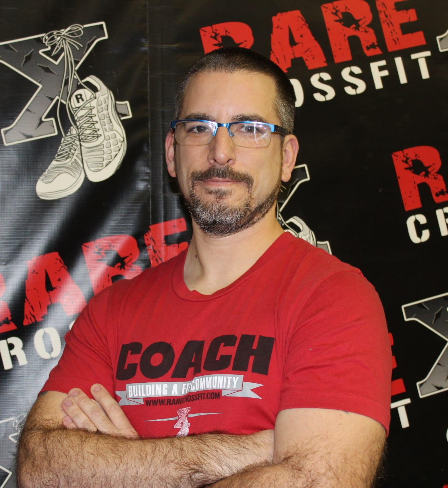 Ryan Starkey in Fredericksburg - RARE CrossFit