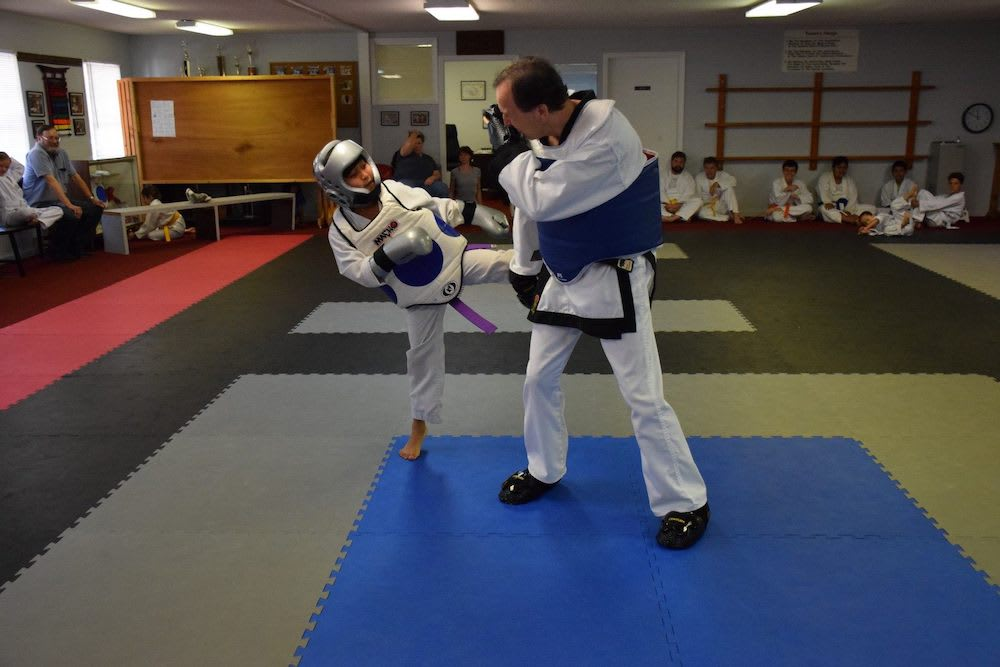 Kids Martial Arts near Winston-Salem