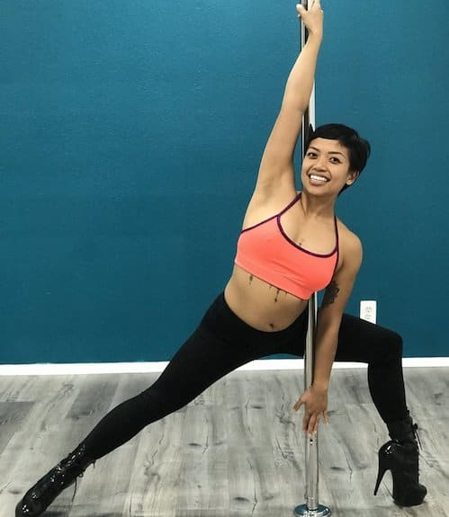 STEPHANIE, BEGINNER POLE INSTRUCTOR in North Hollywood - Lift & Flow Performance