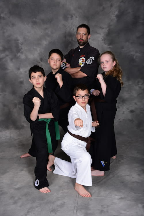 Kids Karate near Cheyenne