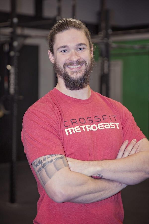 Sam Schaefer in Belleville - CrossFit MetroEast