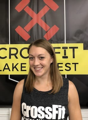 Sarah Ramp in 	 Lake Forest - CrossFit Lake Forest