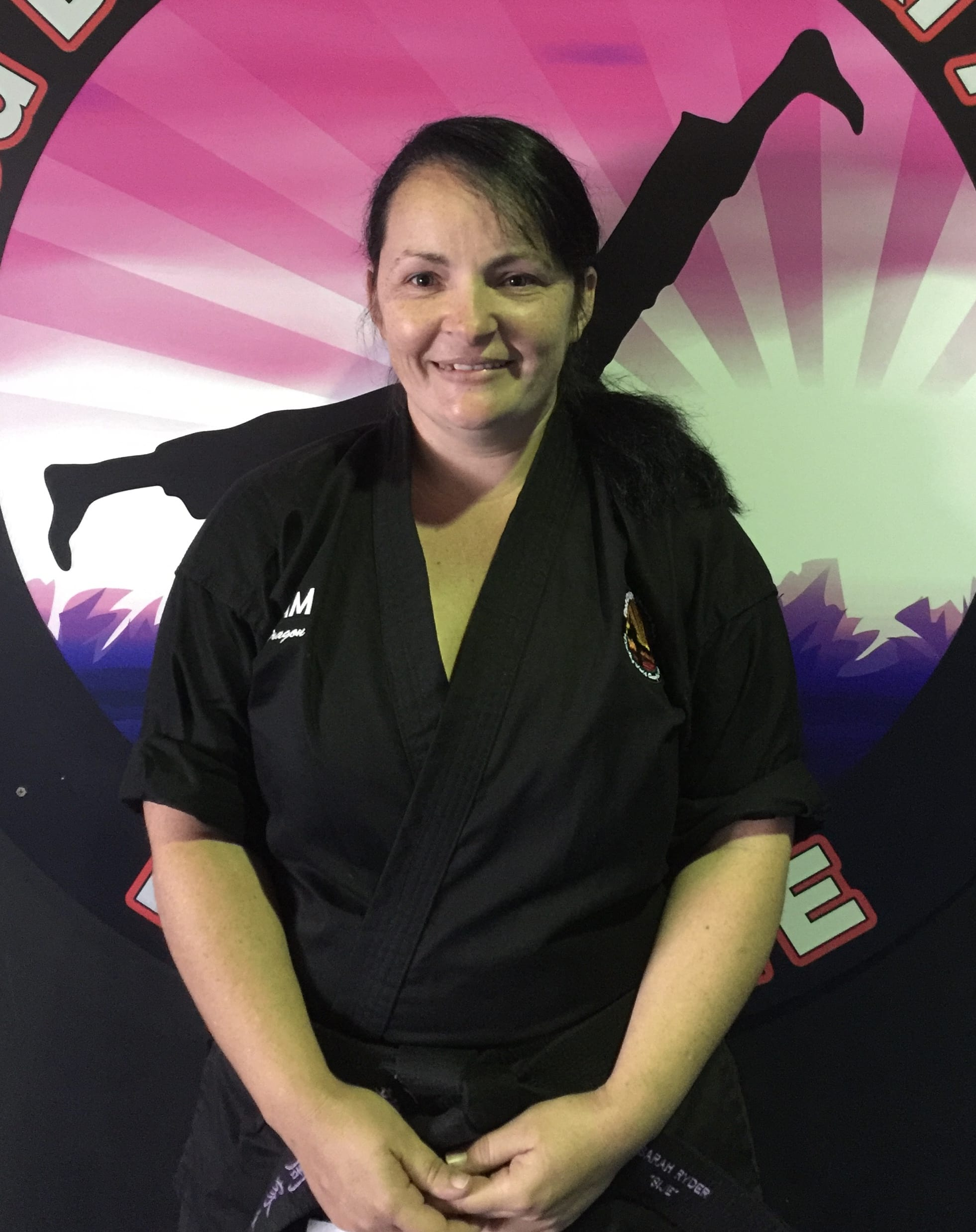 Sarah Ryder in Caboolture - Red Dragon Martial Arts