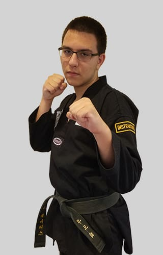 Sasha Demirs in North Attleboro - Mu Han Total Martial Arts