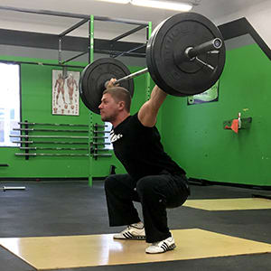 Scott McCulloch in Winnipeg - Sublime Strength & Conditioning