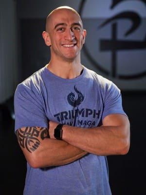 Scott Peskin in Metairie - Triumph Krav Maga