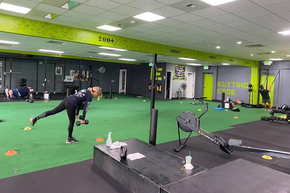 Semi Private Personal Training near Redmond