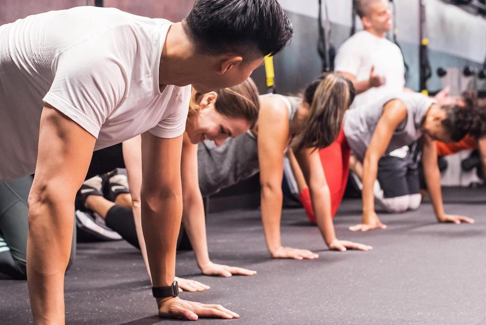 Fitness Classes near Portland