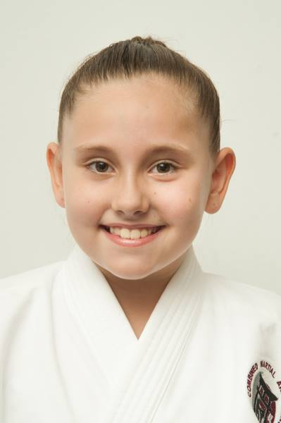 Sempai Angel Smith in Nerang - Combined Martial Arts Academy Nerang