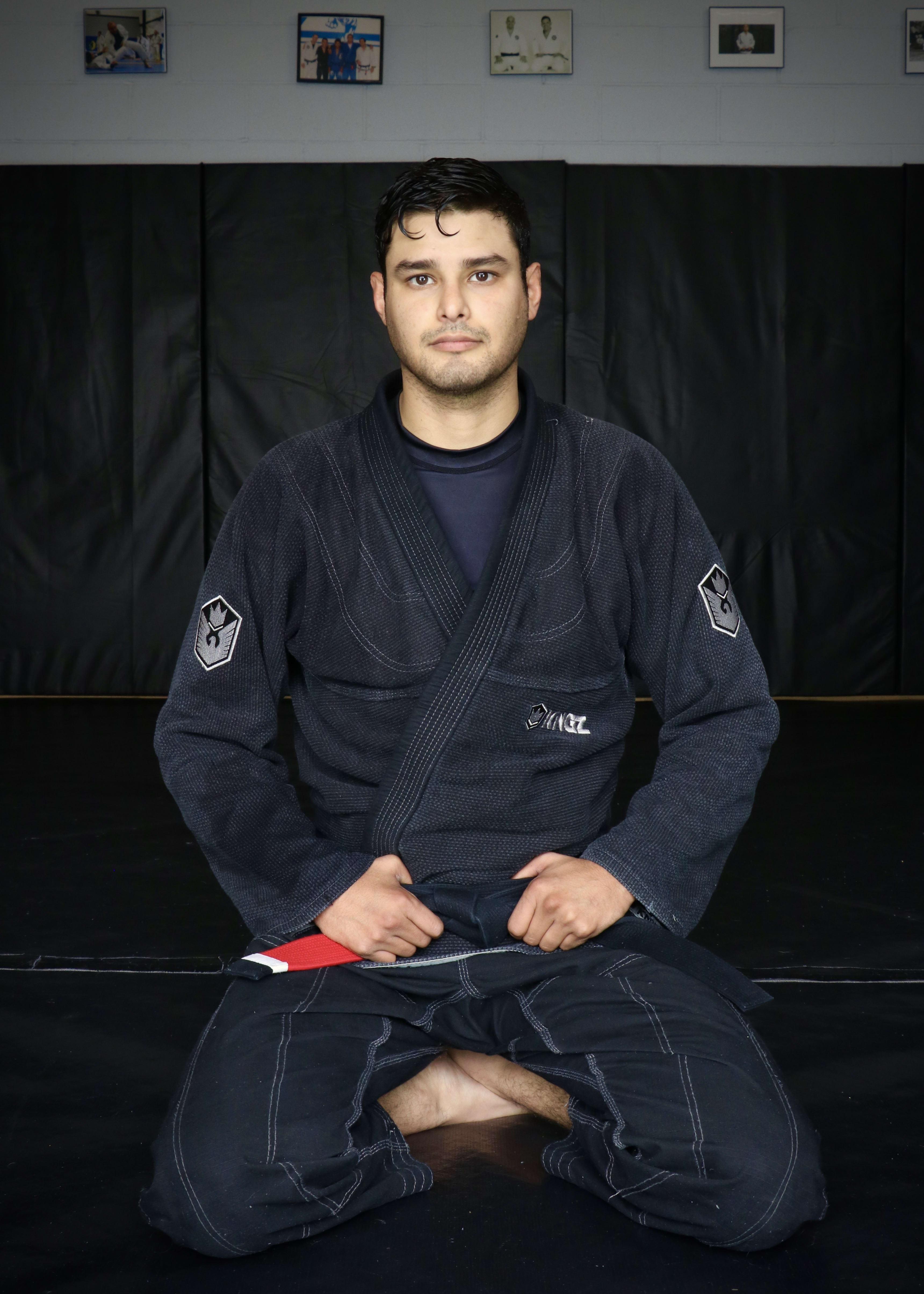 Sergio Castillo in Denver - Dark Horse Combat Club