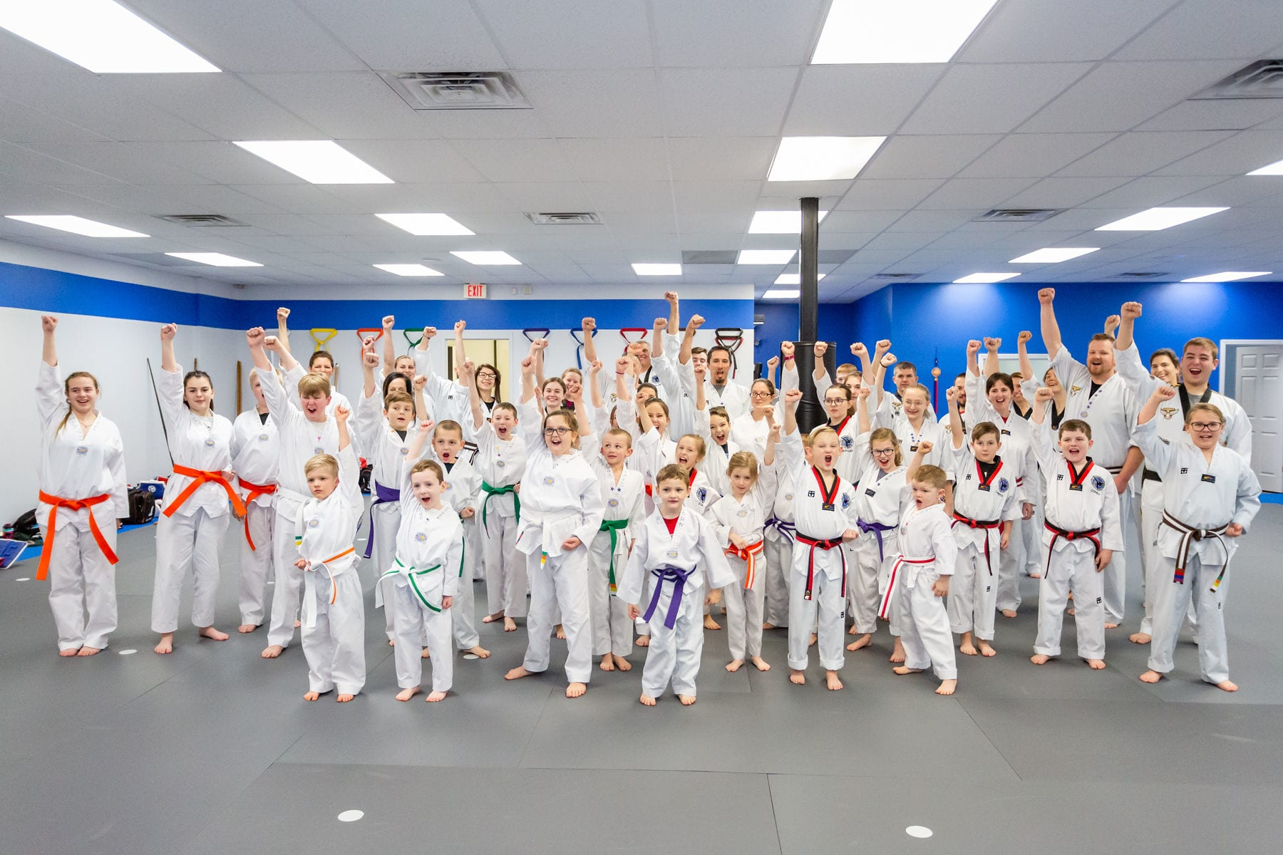 Our Martial Arts classes will exceed all your expectations!