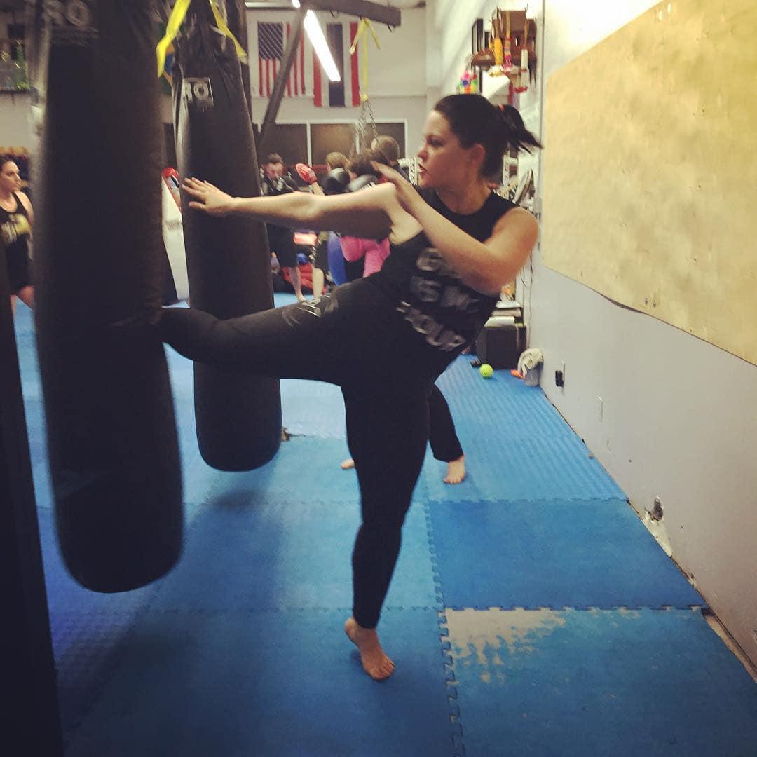 Shannon Slayton in Ogden - Victory Self Defense & Fitness