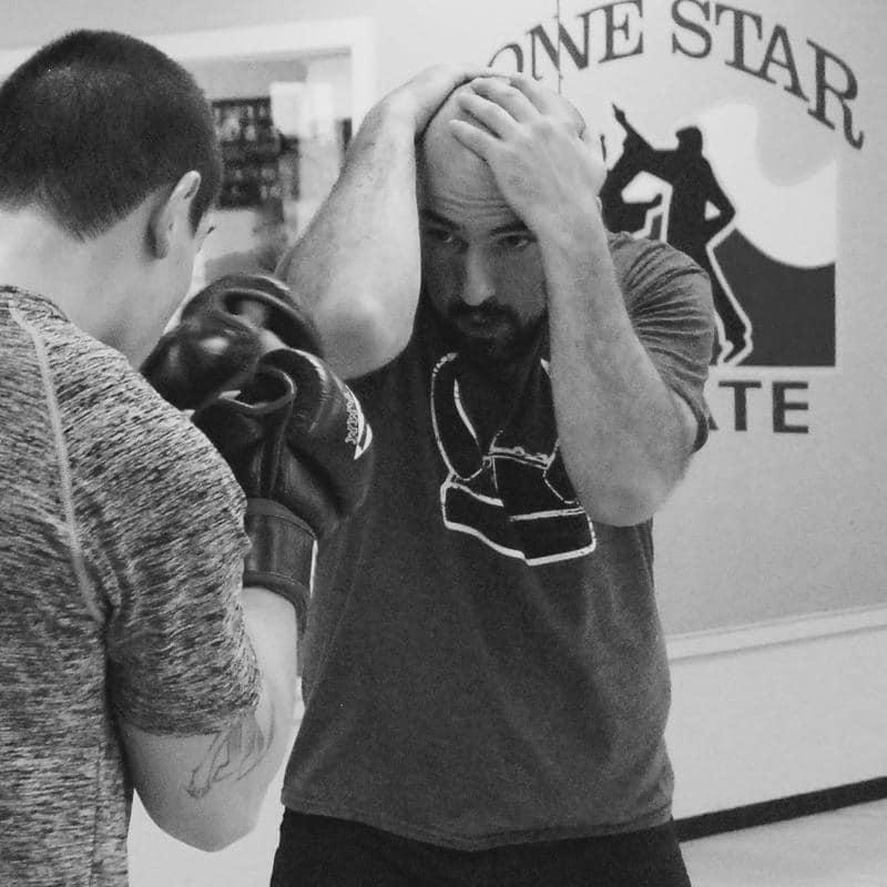 Shawn Vicknair in Richmond - Lone Star Karate & Self Defense