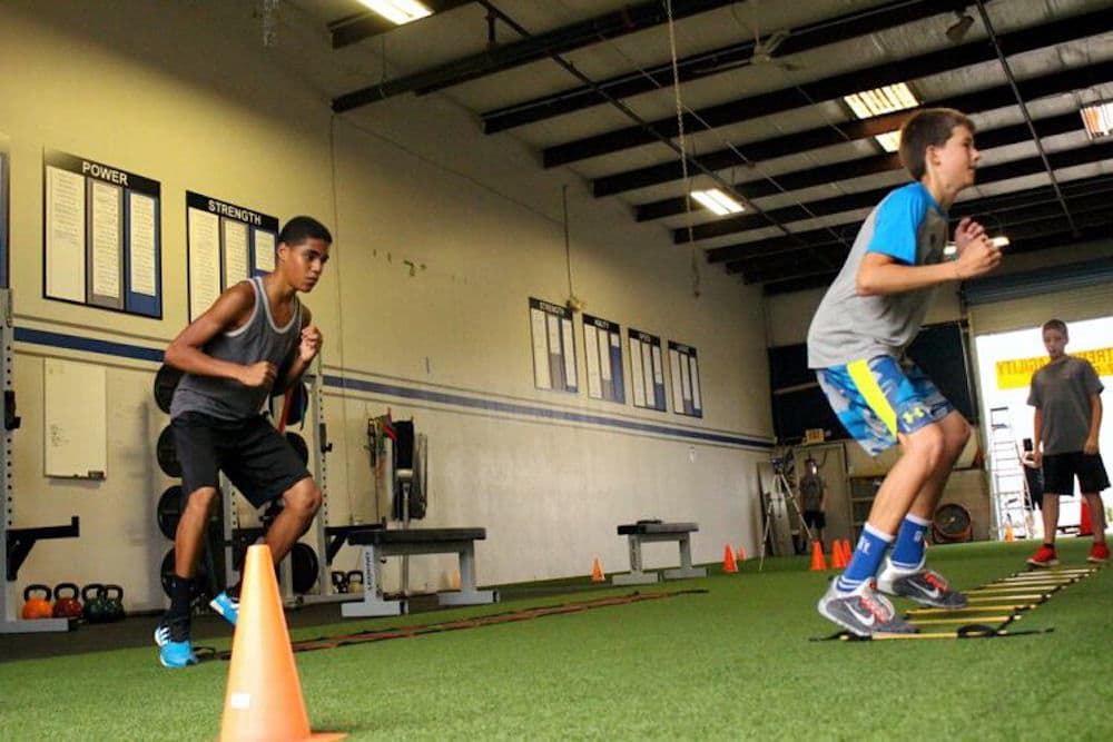 sports performance training winter garden