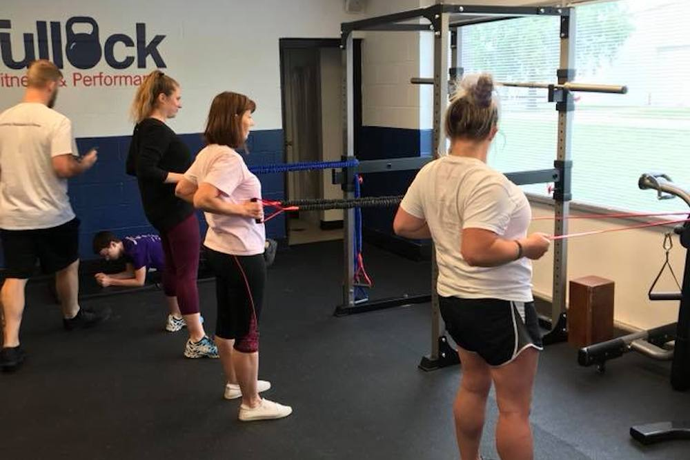Personal Training near Chesterfield