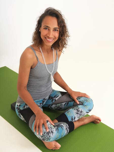 Ms. Sophia Kouame in - Martial Arts and Yoga