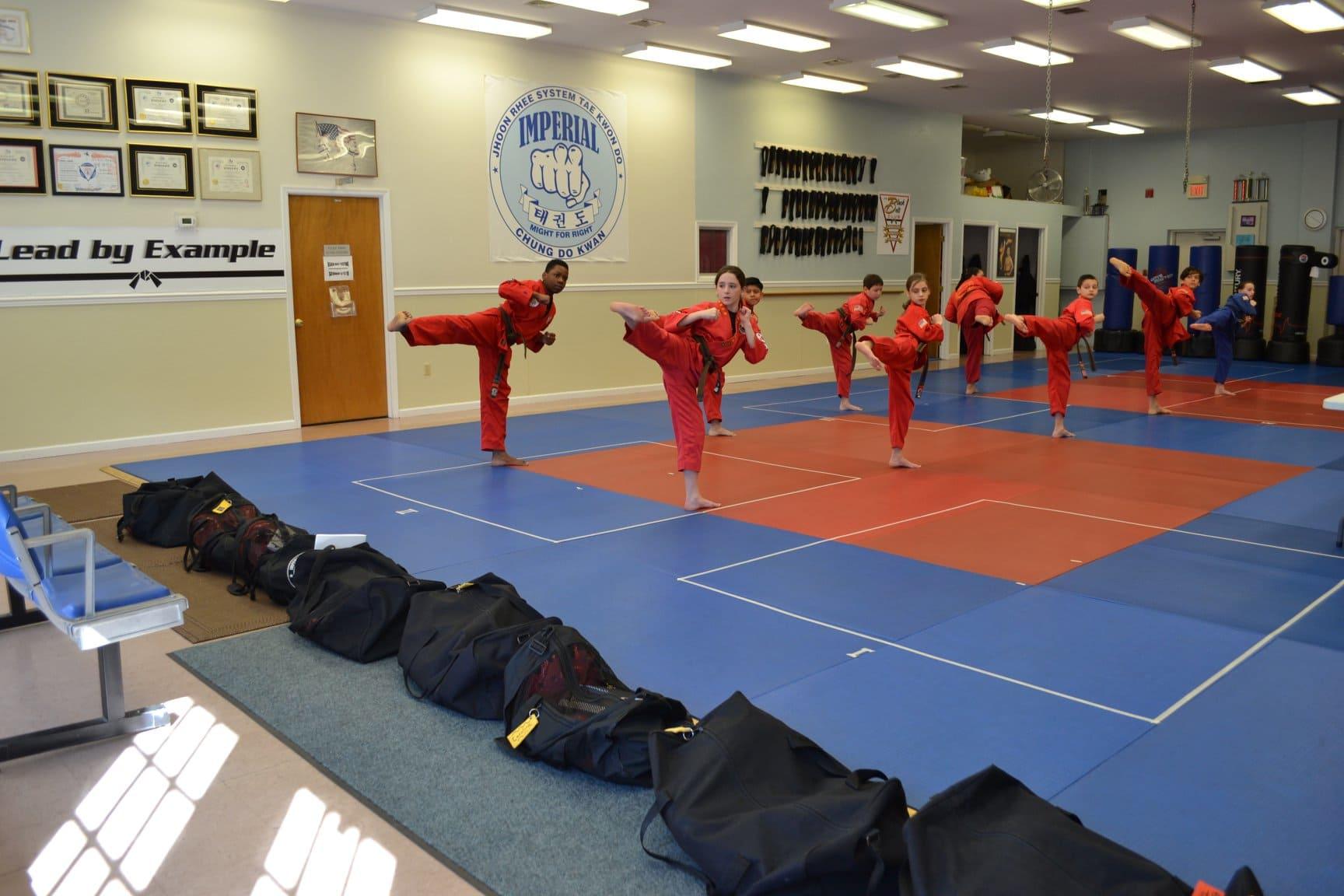 Shrewsbury Taekwondo