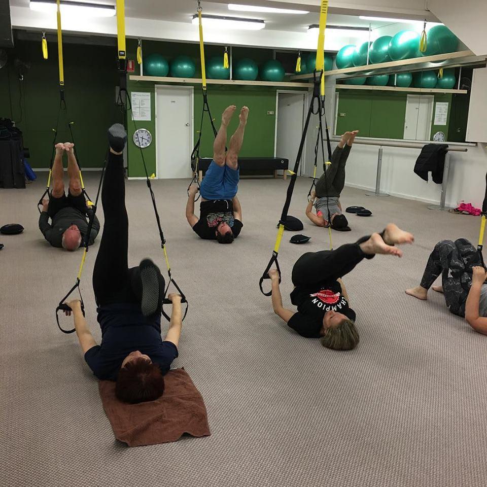 Pilates TRX Strength