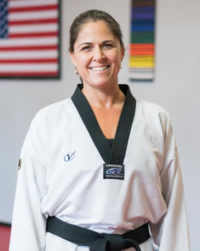 Tanya Durkee Urbach in Sherwood - MUSA Martial Arts