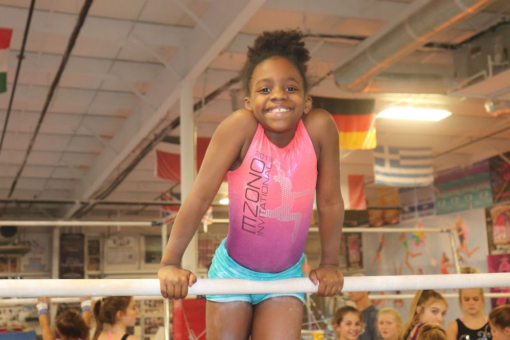 Gymnastics near Knoxville