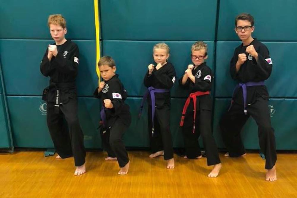 Kids Martial Arts near Linwood