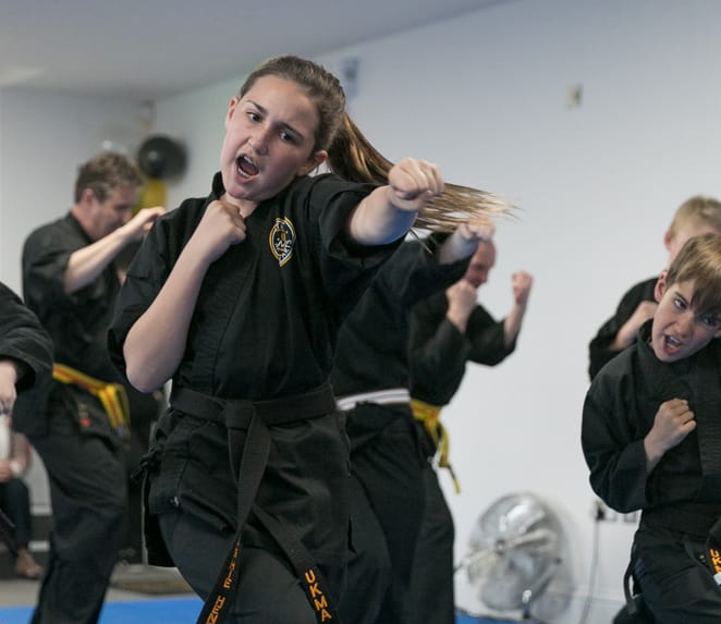 Tring Teen Martial Arts