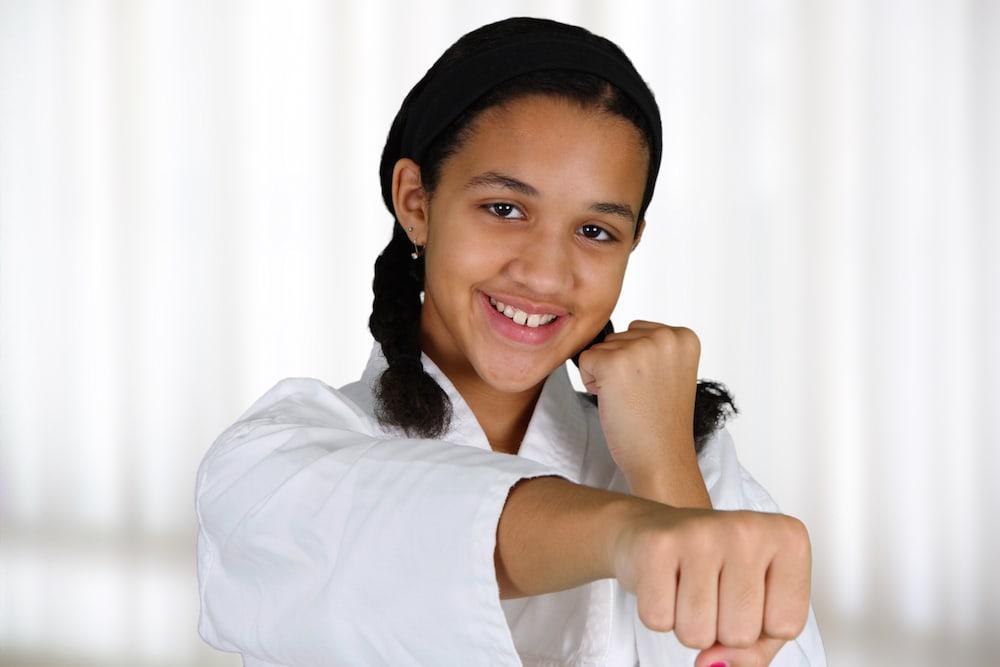 Linwood Teen Martial Arts