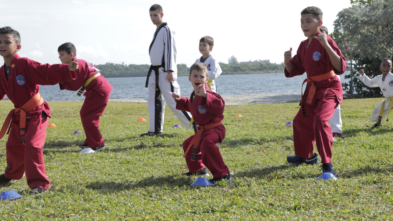 The Best Martial Arts Training In Delray Beach