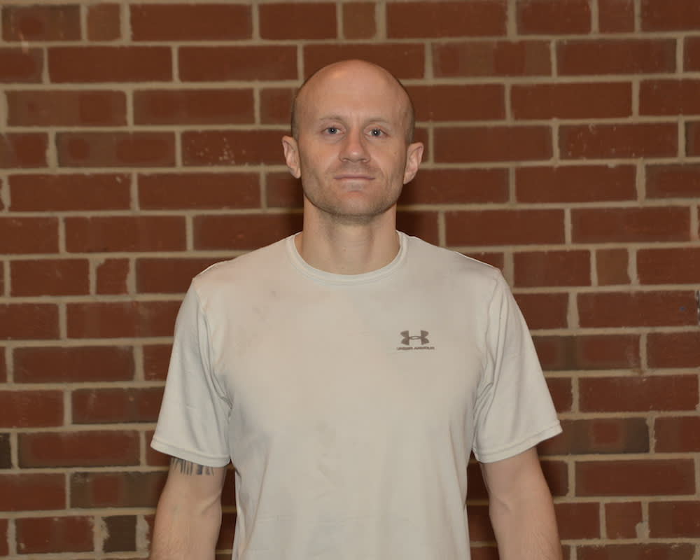 Thomas Patterson in Raleigh  - Krav Maga Raleigh