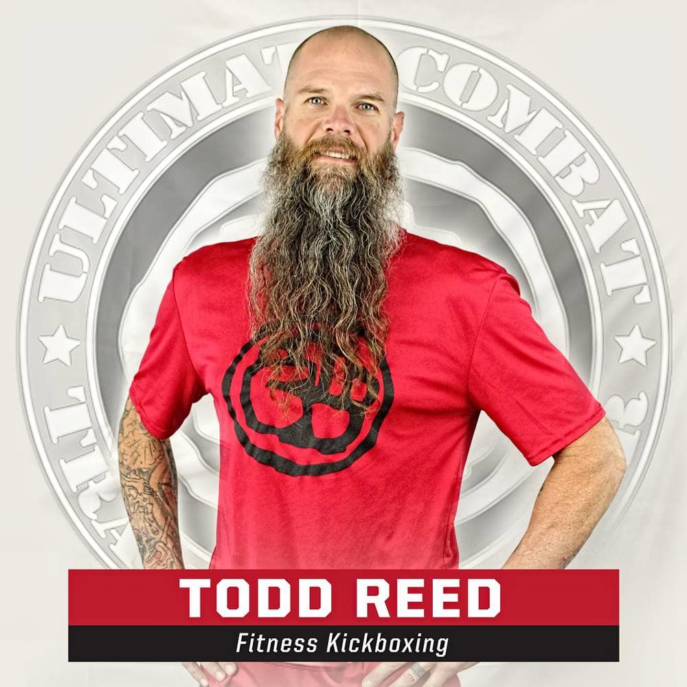 "Todd ""The Beard""  in Salt Lake City - Ultimate Combat Training Center"