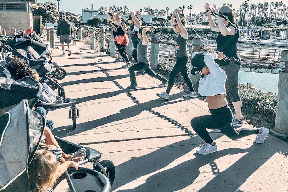 Barre Fitness near Ventura