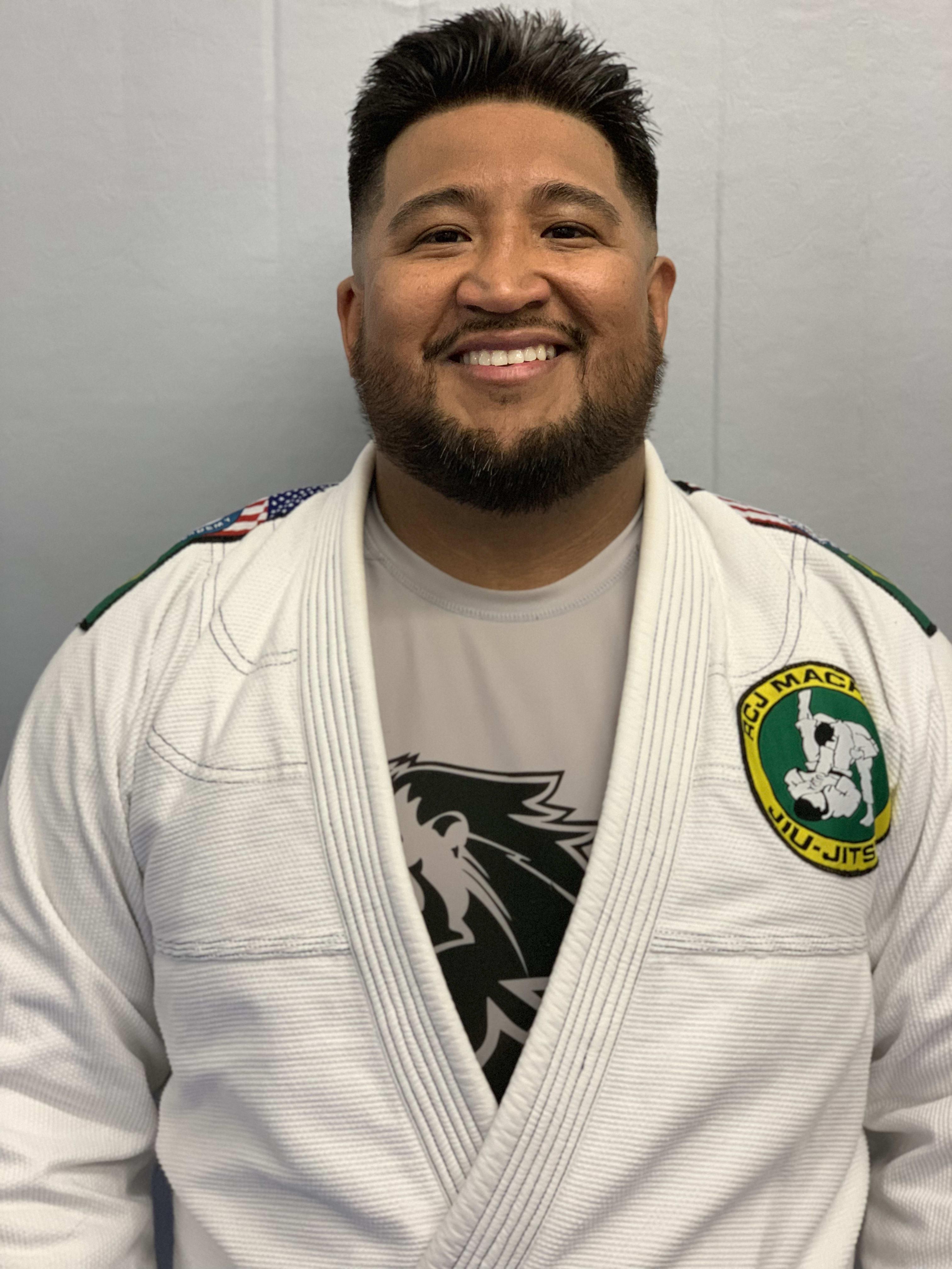 Victor Perales in Fort Worth - Marcos Santos Academy