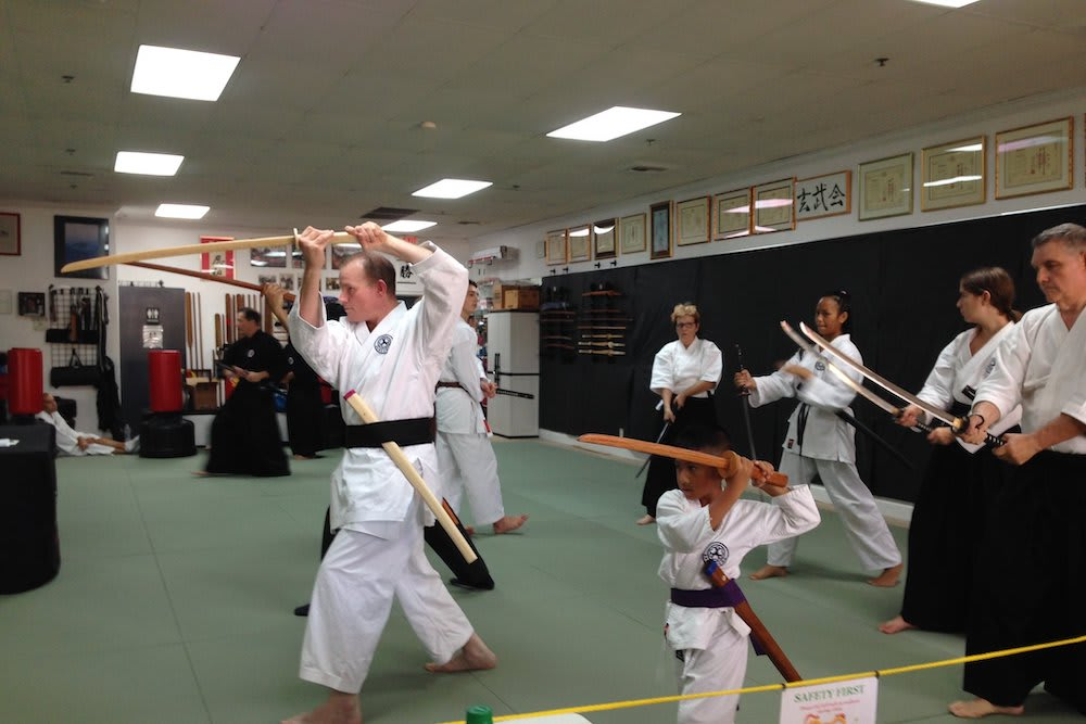 Kids Karate near Wellington