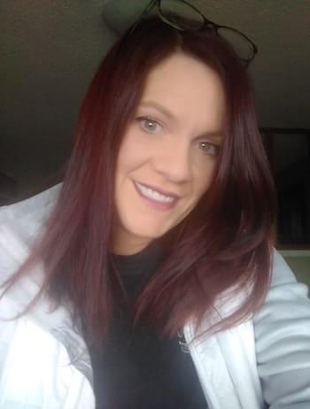 Whitney Freeman in Casper - Wyoming Athletic Club