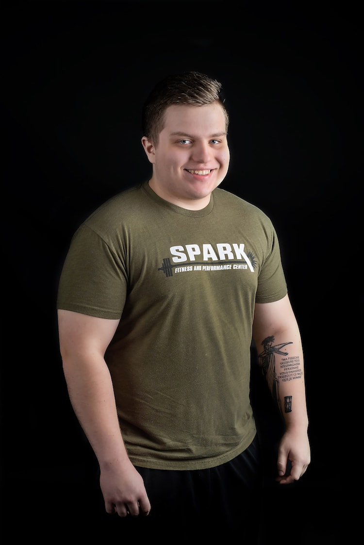 Will Meadows in King - Spark Fitness and Performance