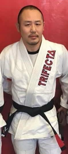 William Cheong in Quincy - Trifecta MMA