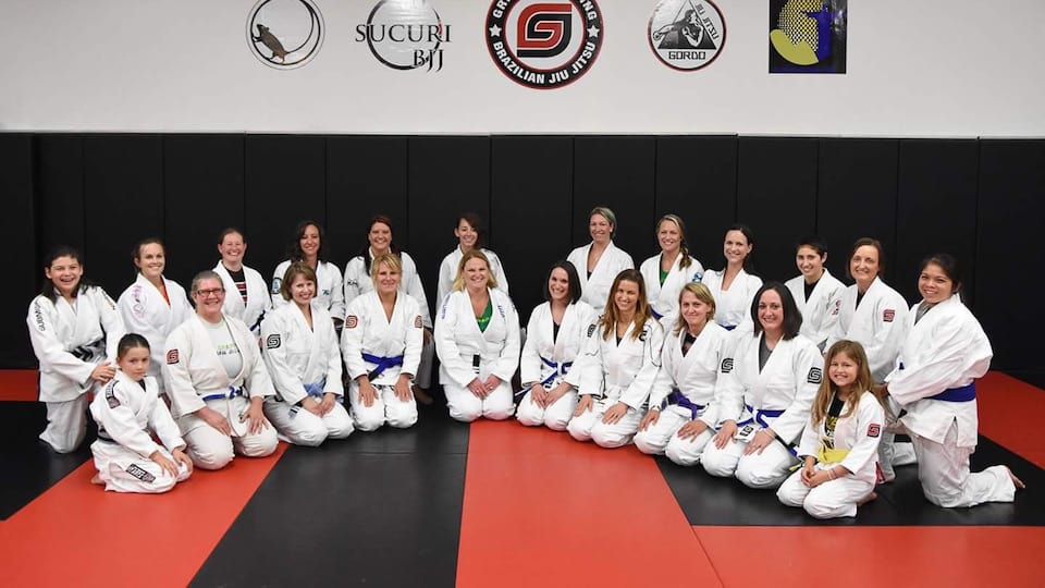 Fort Mill Womens Brazilian Jiu Jitsu