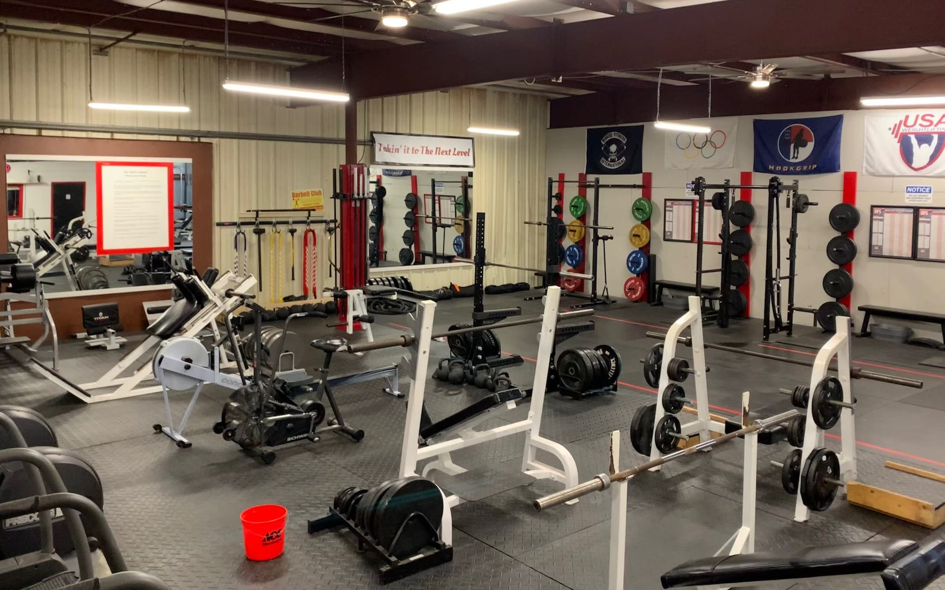Your Complete Academy For Soccer, Wrestling, Baseball, and More in Youngsville