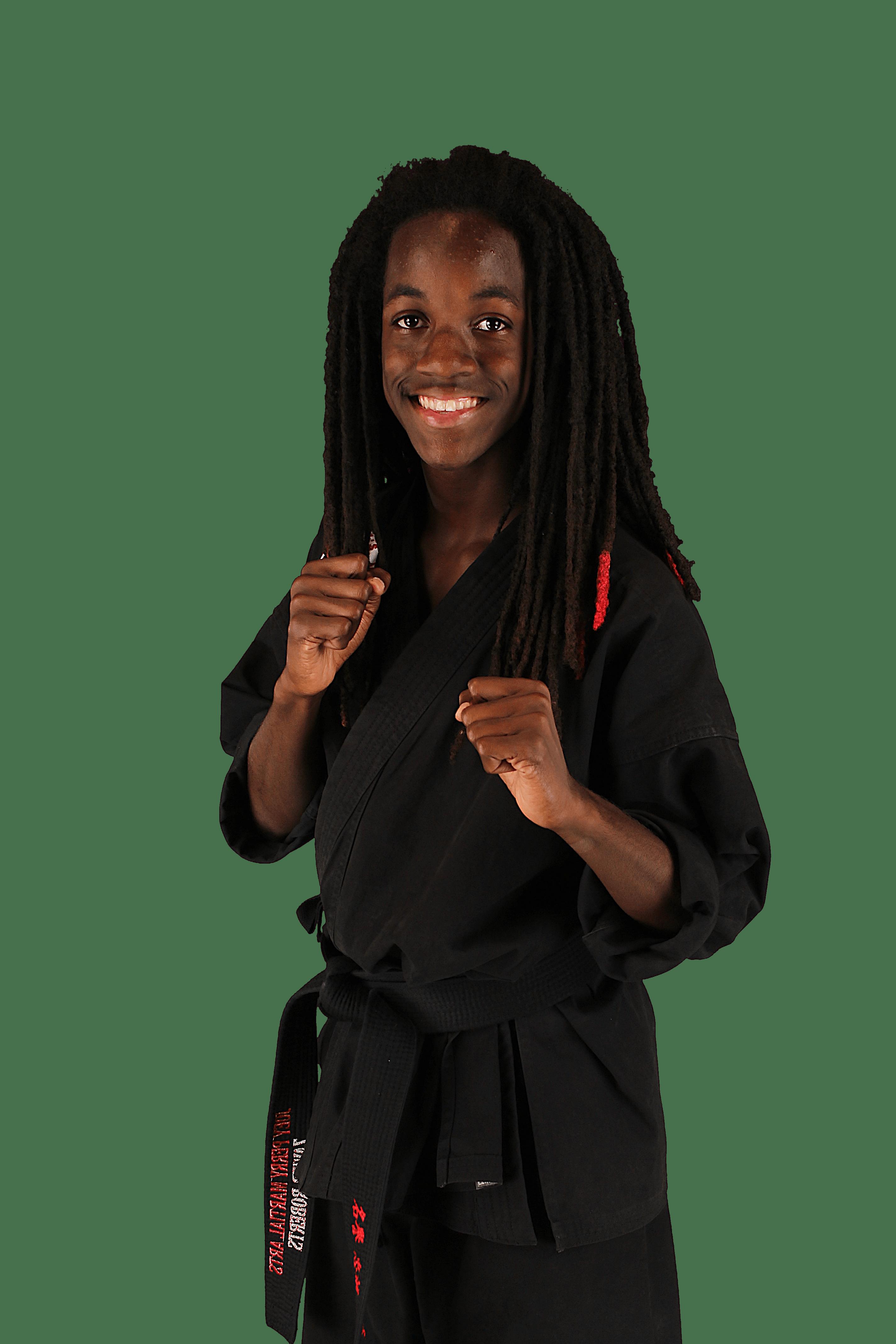 Zavier Roberts in Jonesboro - Joey Perry Martial Arts Academy