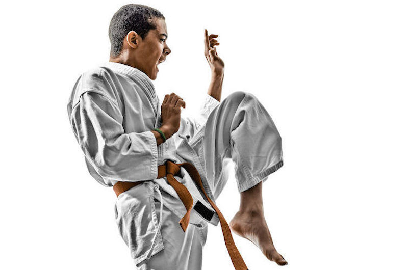 adult Martial Arts near Tomball