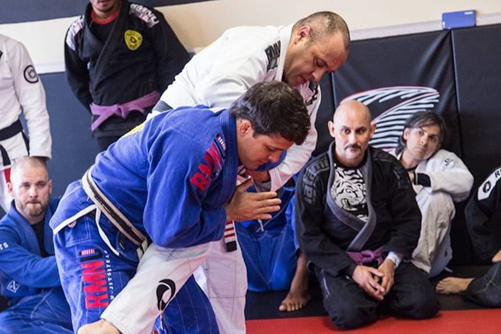 Brazilian Jiu Jitsu Lincoln Square Chicago
