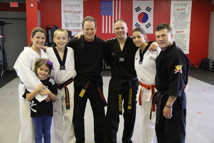 Spring Adult Martial Arts
